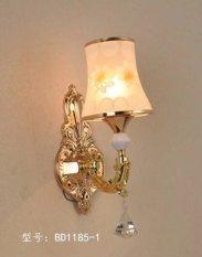 Đèn treo tường chao thủy tinh