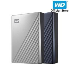 Ổ cứng di động WD My Passport Ultra 4TB USB Type-C 3.0