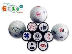 Con dấu đánh dấu bóng Golf nhanh khô (Quick-dry Golf Ball Stamp)