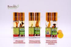 Dầu Nhân Sâm Ginseng Green Herb Oil Nhập Khẩu Thái Lan (8ml/chai)