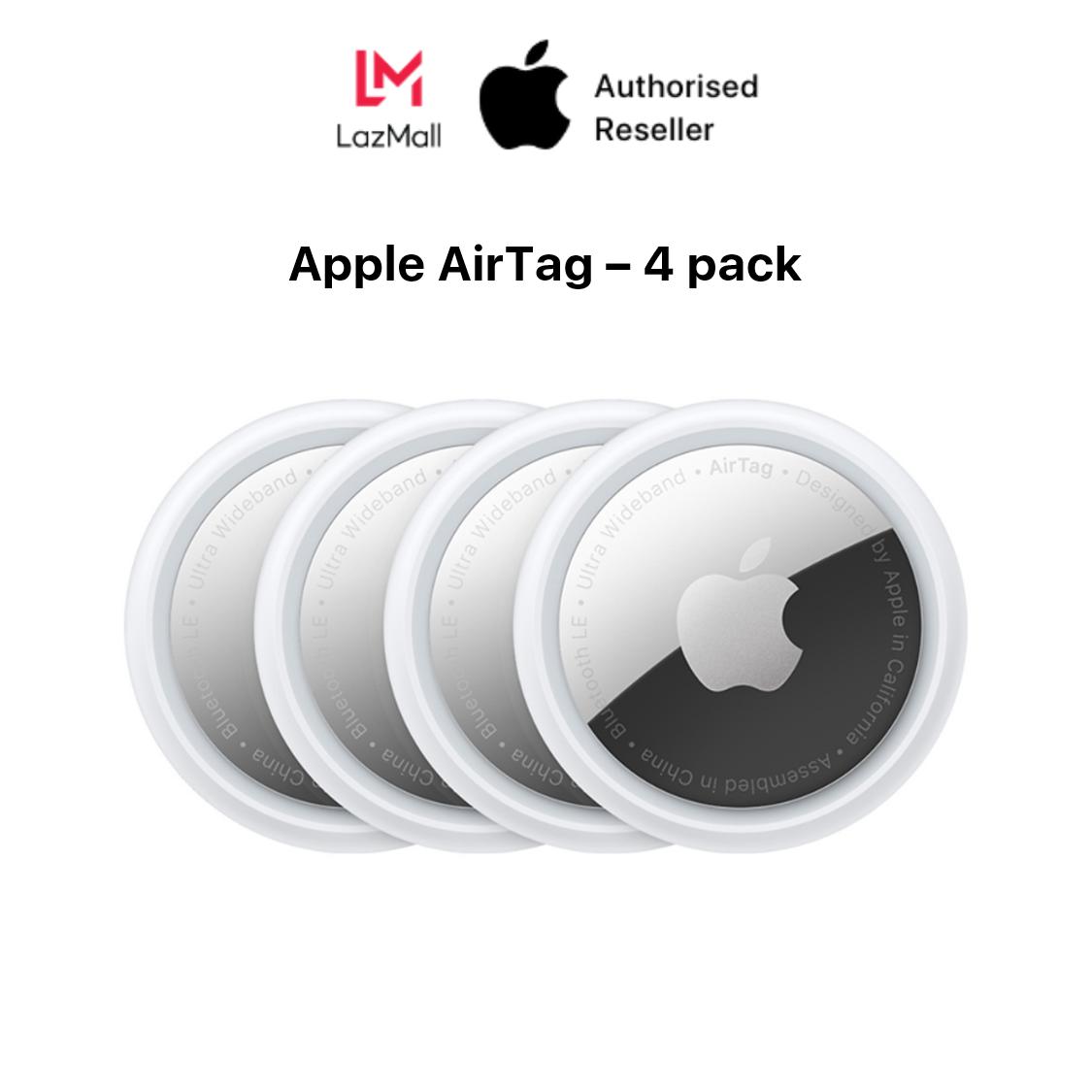 Thiệt bi định vị Apple AirTag (4 pack) – Hàng Chính Hãng
