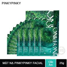 Bộ 10 Mặt nạ Tảo biển – Facial Mask PinkyPinky