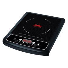 Bếp điện từ đơn Soho-19N (Màu đen), Nấu sạch 100%, không lo cháy nổ, không sợ tốn điện