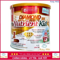 Sữa Diamond Nutrient kid 1 (700g) dành cho trẻ biếng ăn, suy dinh dưỡng 6-36 tháng