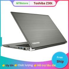 Laptop Toshiba Z30t ram 8g, ssd 256, màn full DH cảm ứng, chip core i7 6500u
