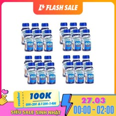 Thùng 24 chai sữa nước Ensure Vani 237ml thích hợp cho nhiều đối tượng cung cấp đầy đủ dinh dưỡng giúp hệ tiêu hóa khỏe mạnh