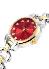 [Xả lỗ do dịch Corona] Đồng hồ nữ lắc tay đính đá YOHEMEI CH378