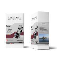 Lens Chụp Ảnh Cho Điện Thoại L620 Góc Rộng và Macro 16mm 4K HD