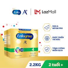 [FREESHIP 30K TOÀN QUỐC] Sữa bột Enfagrow A+4 2.2kg