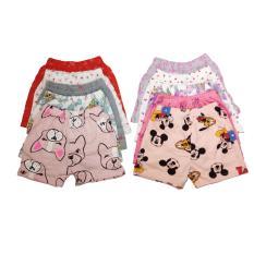 Set 10 quần đùi xuất khẩu cho bé gái siêu đẹp chất lượng