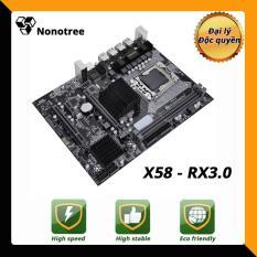 HUANANZHI X58-RX3.0 Mainboard bảo hành 3 năm, Máy chủ, LGA1366 DDR3 Intel x5650/x5670 6core, Nonotree, Trò chơi, Văn phòng, LOL, PUBG, Giành chiến thắng i7 i5 i3