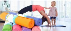 Thảm tập yoga tại nhà