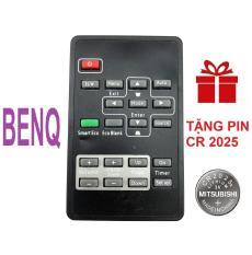 Remote điều khiển máy chiếu BENQ mẫu 2 projector (Hàng đẹp – Tặng pin CR2025)