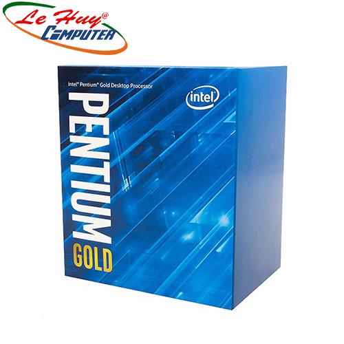 CPU INTEL PENTIUM GOLD G6400 TRAY kèm Fan