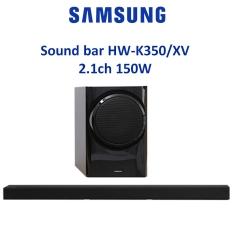Loa thanh soundbar Samsung 2.1 HW-K350 150W chính hãng