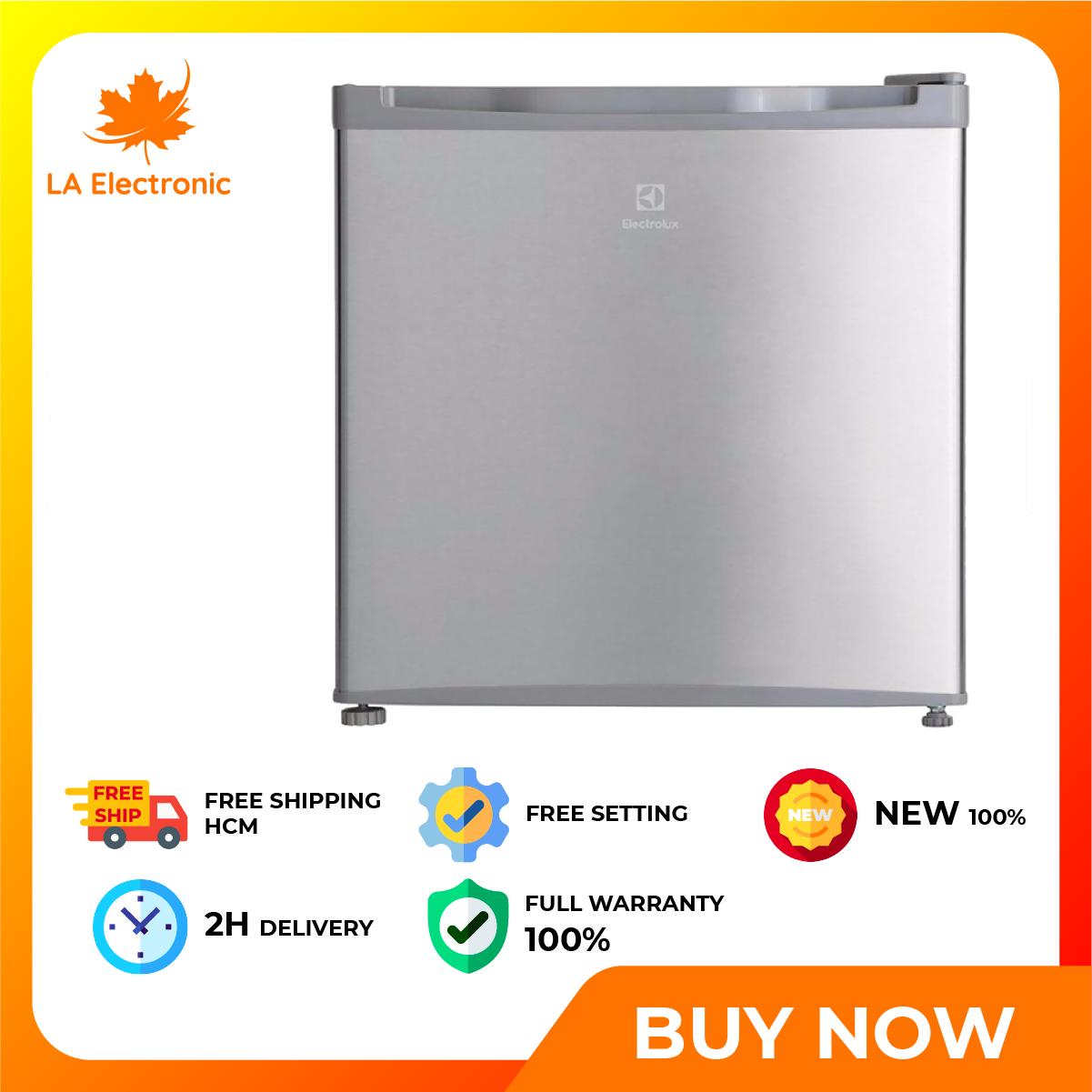 Tủ lạnh Electrolux 46 lít EUM0500SB – Miễn phí vận chuyển HCM