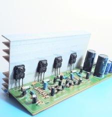 Mạch khếch đại công suất stereo (tháo máy). CS.08