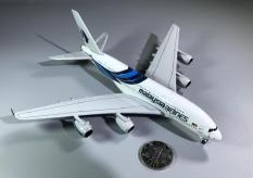 Mô hình máy bay Airbus A380-800 Malaysia Airlines tỉ lệ 1:400