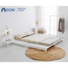Bộ Phòng Ngủ OCHU Yongin Set Combo – White