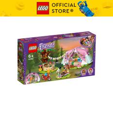 LEGO FRIENDS 41392LG Cắm Trại Ngoài Trời Đồ chơi giáo dục lắp ráp cho bé gái