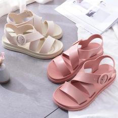 sandal đế cao su êm chân