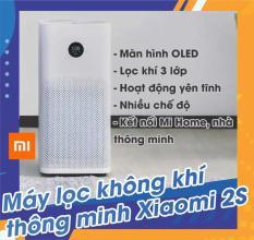 Máy lọc không khí thông minh Xiaomi Mi 2S – Mi Air Purifier 2S