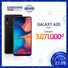 Samsung Galaxy A20 – Điện Thoại Chính Hãng
