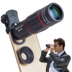 [CHỈ VỚI 55K SỞ HỮU NGAY] Lens zoom 8X – Ống kính phóng to điện thoại, máy tính bảng, chụp ảnh khi đi du lịch, quan sát. Ống kính chụp ảnh từ xa (Đen)