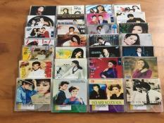 Đĩa MD nhạc việt có hộp – KHÁCH TỰ CHỌN ALBUM THEO LIST – Bìa in màu