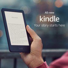 Máy đọc sách All-new Kindle 10th Generation – 2019 (4GB)