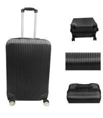 Vali du lịch nhựa cao cấp chống trầy, chịu lực tốt size 20 inch VLSJ20 TÍN XƯƠNG COMPANY