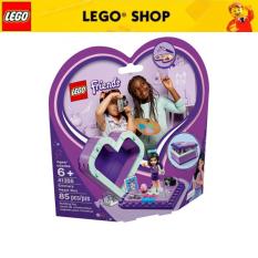 LEGO FRIENDS 41355 Chiếc Hộp Trái Tim Của Emma ( 85 Chi tiết)