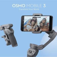 Gimbal chống rung DJI Osmo Mobile 3 – Tay cầm chống rung cho điện thoại – BẢO HÀNH 12 THÁNG