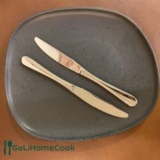 Dao inox ăn bít tết phong cách Châu Âu sang trọng cao cấp GaliHomecook