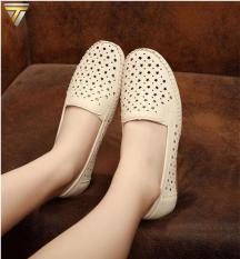 Giày lười nữ thời trang thoáng khí GLNU-02