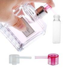 dụng cụ vòi chiết nước hoa chai to sang chai mini rất tiện lợi đi du lịch