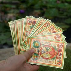 Kinh chú Mật Tông Phật tài lộc 2 mặt bỏ ví hiệu nghiệm – Đã trì chú