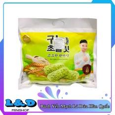 Bánh Yến Mạch Lá Dứa Hàn Quốc 380g