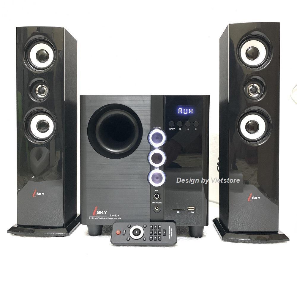 Dàn âm thanh tại nhà - loa vi tính lớn hát karaoke âm thanh đỉnh cao có kết nối Bluetooth...