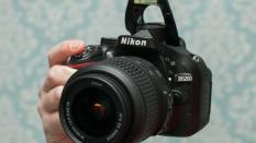 Máy Ảnh Nikon D5200 + Lens 18-55 VR II 98%