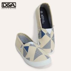 Giày lười trẻ em D&A EP G1945 Mộc