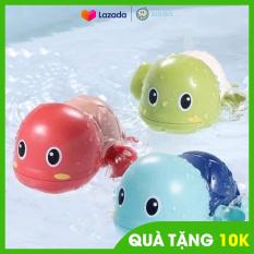 Set đồ chơi bồn tắm, 3 chú Rùa nổi mặt nước dễ thương cho bé thỏa thích vui đùa