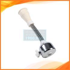 Đầu vòi tăng áp điều hướng xoay 360 độ với 3 chế độ nước 9297