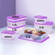 Bộ trữ đông Essential set 7 – Tupperware