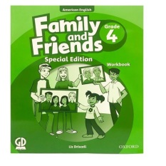 Family And Friends Special Edition Grade 4 – Workbook