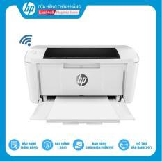 Máy in laser trắng đen đa năng HP LaserJet Pro M15w (In/Wifi/Trăng-W2G51A) công suất in 1000 trang/tháng – Hàng Chính Hãng
