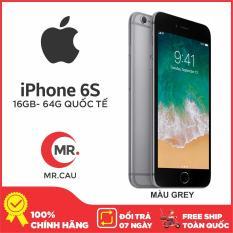Điên thoại Apple iPhone 6S QUỐC TẾ FullBox – Full Phụ Kiện Điện Thoại Smartphone Điện Thoại Thông Minh Giá Rẻ Bảo hảnh 6 thàng MR CAU