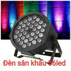 Đèn led sân khấu Flat Par Light 36 Led cảm ứng âm thanh