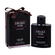 Nước hoa Pháp Drake Noir Cologne 100ml mang đậm chất cổ điển lưu hương trên 6 tiếng