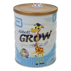 Sữa Bột Abbott Grow 1 900g (0-6 tháng tuôi) – HSD luôn mới